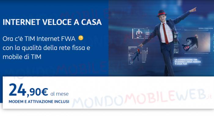 TIM Internet FWA