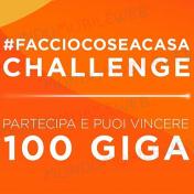 WINDTRE 100 Giga contest Instagram