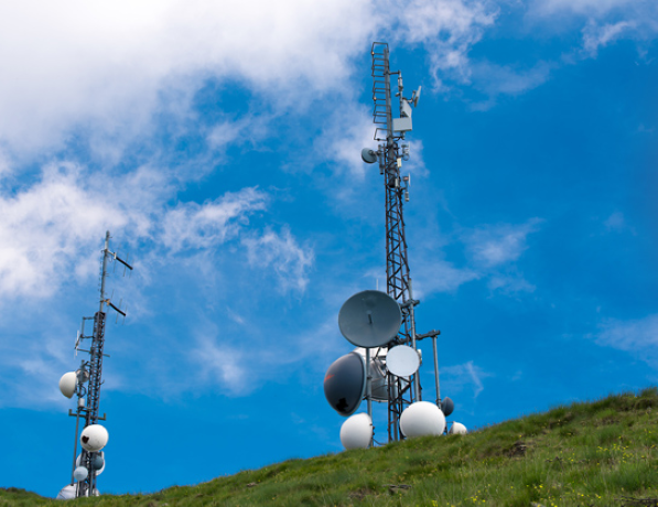 Antenne torri italia frequenze