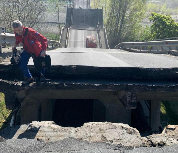 Ponte Tecnico TIM