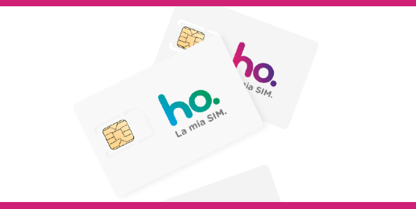 Photo of ho. già la SIM: nuova sorpresa in regalo per acquisti su Amazon Prime Now
