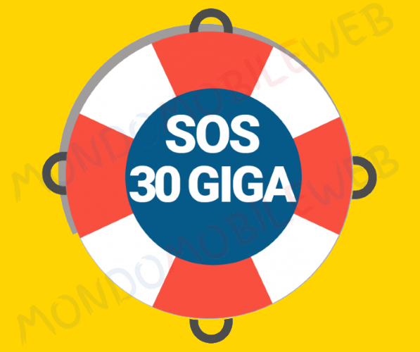 Photo of Kena Mobile lancia Sos 30 Giga e Sos 10 Giga da 3 euro per aggiungere dati solo quando serve