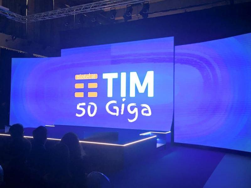 TIM 50 Giga White