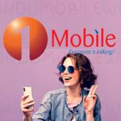 1Mobile SIM online
