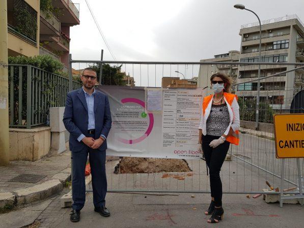 Photo of Open Fiber: avviati a Bagheria i lavori per portare la fibra FTTH in 16.000 unità immobiliari