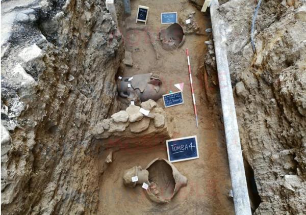 Photo of Open Fiber donerà a Gela museo a cielo aperto sulla necropoli scoperta con scavi della fibra