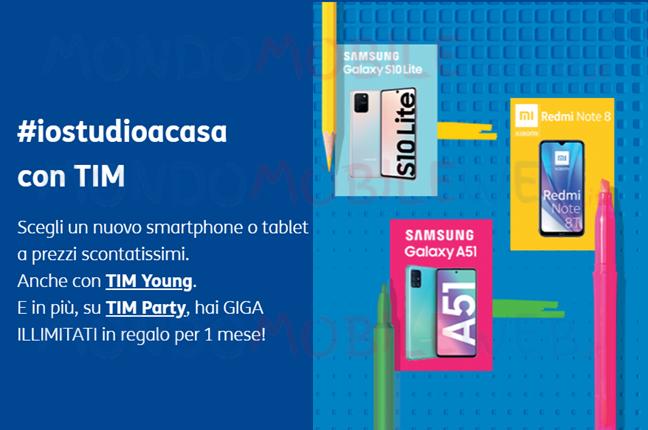 online #iostudioacasa tablet