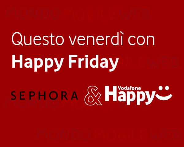 Vodafone Sephora