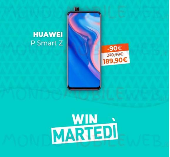 Huawei P Smart Z WinMartedì