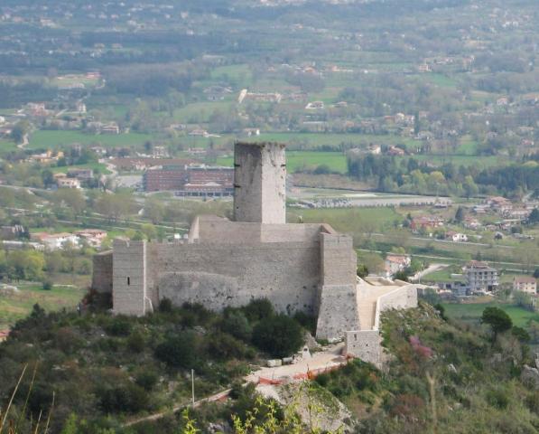 Rocca Janula Cassino Frosinone