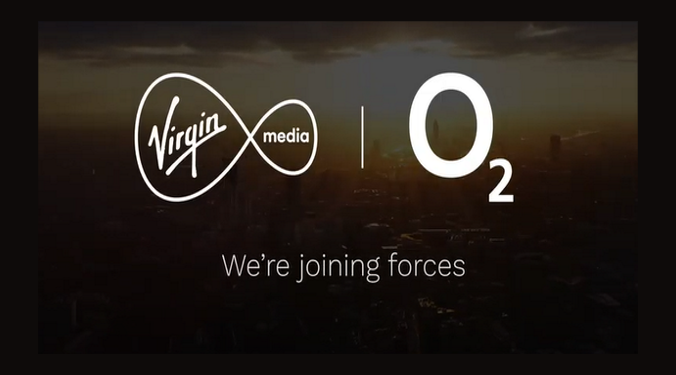 Photo of Annunciata fusione tra O2 e Virgin Media in UK: joint venture al 50% da 31 miliardi di sterline
