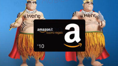 Photo of Kena Porta un Amico: solo oggi Buono Amazon 10 euro a chi passa a Kena online e per chi ha invitato