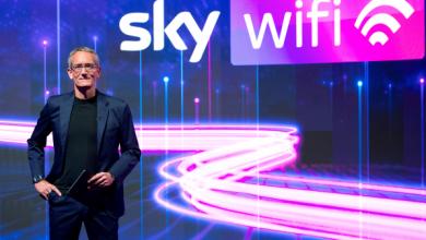 Photo of Sky wifi debutta nel mondo della fibra: conferenza live di lancio del servizio ultrabroadband