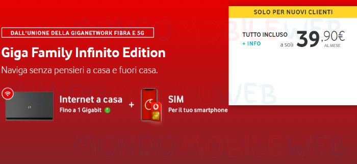Infinito Edition