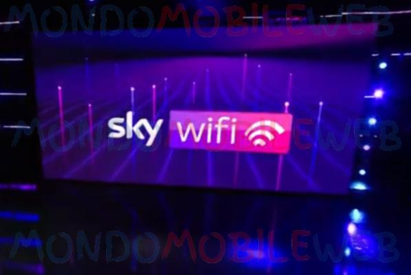 Photo of Sky WiFi raggiunge adesso la copertura di 124 città italiane