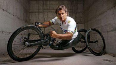 Photo of Fondazione Vodafone: tributo ad Alex Zanardi dopo l'incidente in handbike