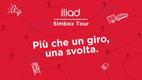 SIMBOX Tour