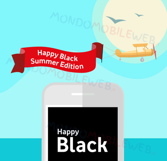 Happy Black