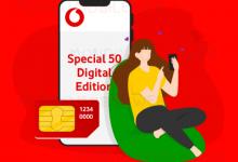 Photo of Passa a Vodafone online: offerte fino a 70 Giga da 7 euro al mese spuntano sul sito dell'operatore