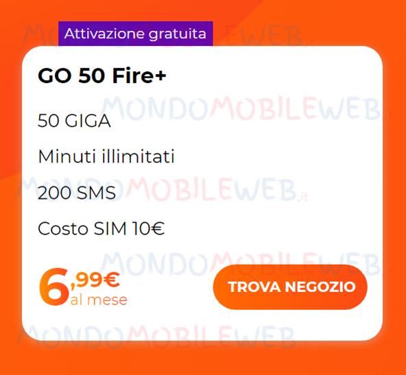 GO 50 Fire+