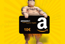 Photo of Passa a Kena 5.99: in regalo buono Amazon 10 euro per chi attiva 70 Giga, minuti e SMS illimitati