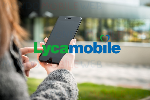 LycaMobile Italy White