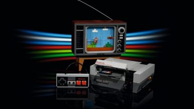 Photo of Lego e Nintendo presentano il NES Building Kit, la nuova console componibile stile anni '80