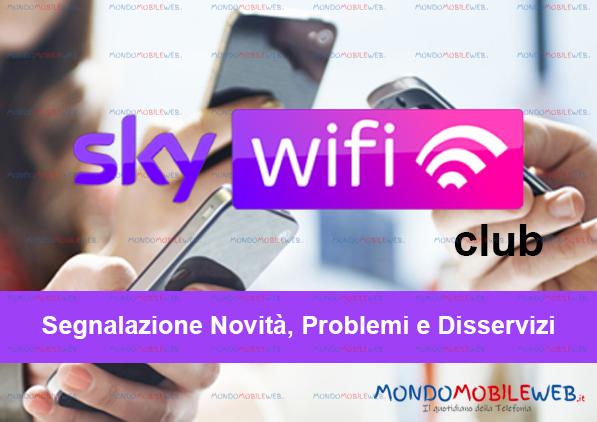 Sky Wifi Club