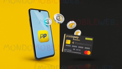PosteMobile PostePay Connect Back cashback
