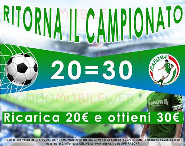 Rabona Mobile Serie A