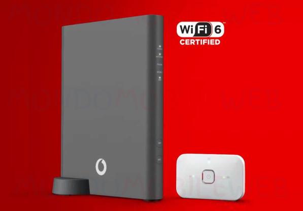 Vodafone rete fissa Wi-Fi 6 Station