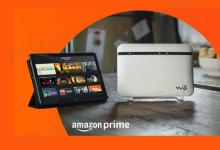 Photo of WindTre: prorogata la promo con 12 mesi di Amazon Prime attivando le offerte di rete fissa
