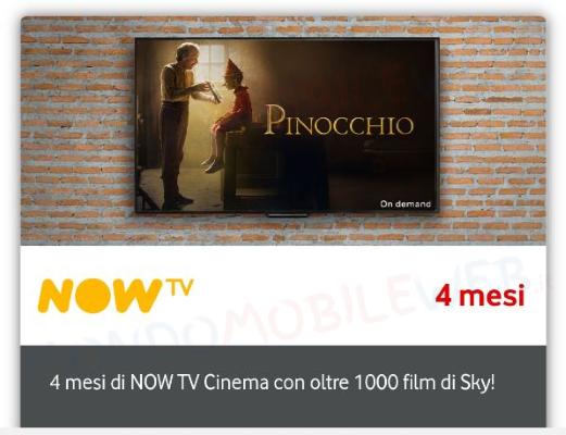 NOW TV Cinema