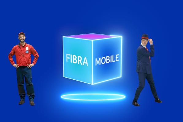 TIM Fibra online
