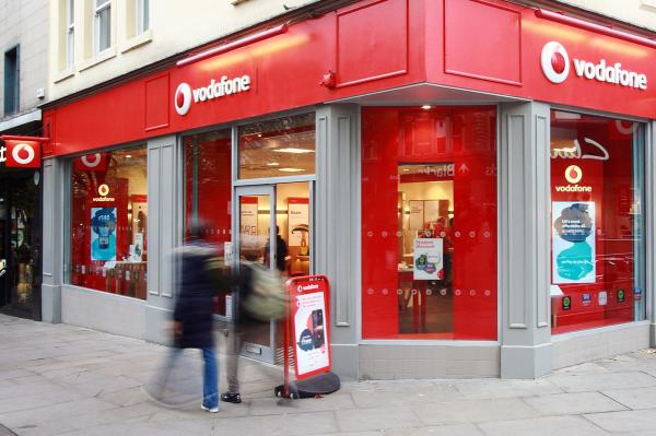 Vodafone Asda Mobile