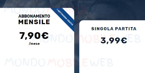 Vodafone WINDTRE Serie C
