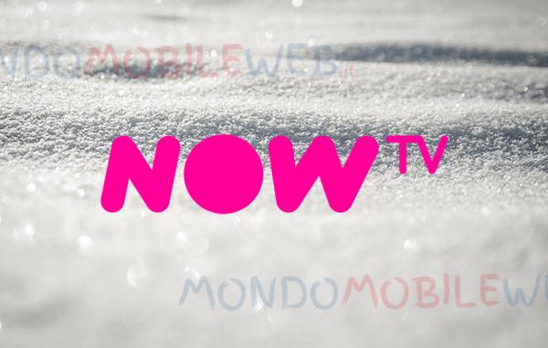 Vodafone XMas Gift NOW TV Cinema
