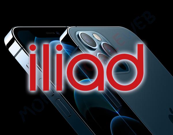 Iliad 5G Apple iPhone 12