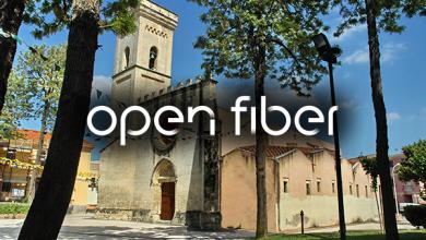 Photo of Open Fiber porta la fibra ottica a Sestu con un investimento da 2,5 milioni di euro