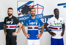 Photo of Very Mobile e la Sampdoria: logo sulle maglie blucerchiate 2020/2021, Massimo Ferrero entusiasta