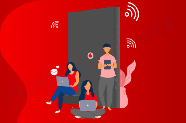 Vodafone Internet Unlimited Voucher