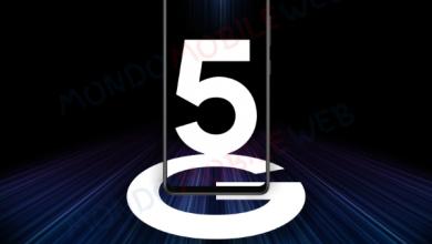 TIM smartphone Promo 5G