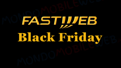 Fastweb Casa Black Friday