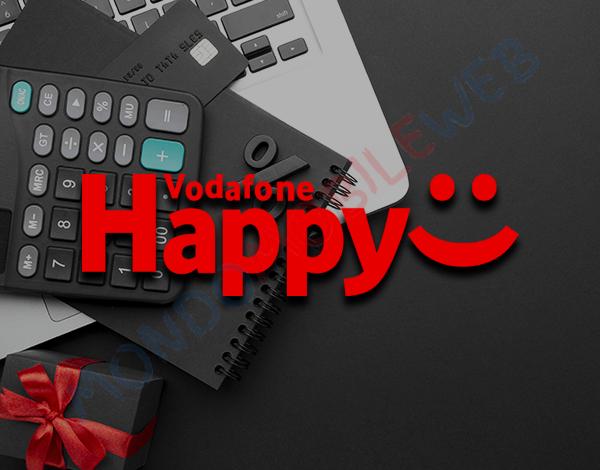 Vodafone Happy Cashback