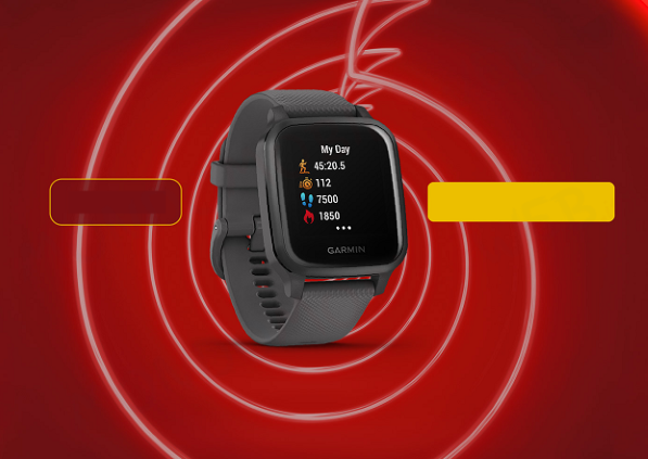 Vodafone smartwatch Garmin Venu Sq