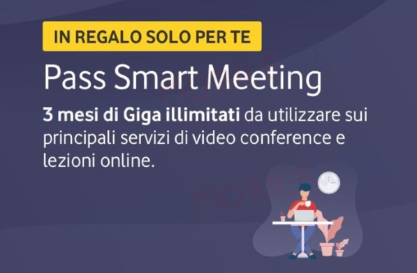 Vodafone Pass Smart Meeting