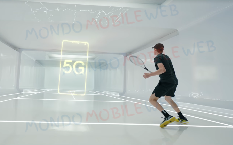 Mobile 5G smartphone