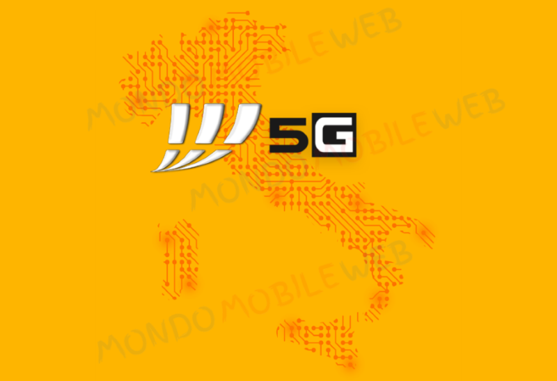 Fastweb 5G Mobile Open