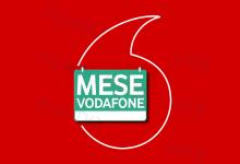 Vodafone TOBi mese gratis
