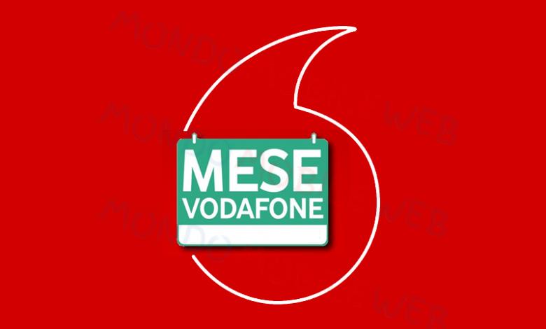 Mese Vodafone Special prova
